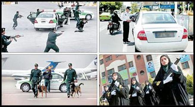 دانلود تحقیق نقش پلیس در كاهش جرایم