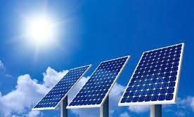پاورپوینت بررسی نیروگاه و سلول های خورشیدی
