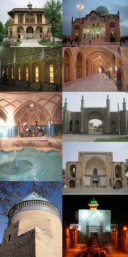 کتاب راهنمای گردشگری استان قزوین